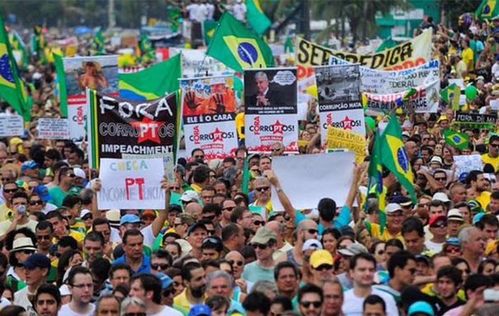 Brazil Protests-