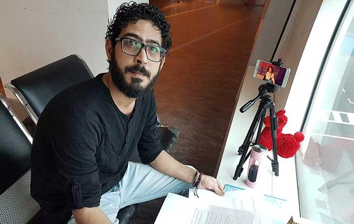 Syrian-man